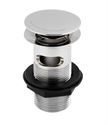 Picture of EXTRAS Square Slotted Sprung Plug Basin Waste