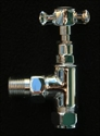 Picture of VALVES Traditional style angled radiator valve