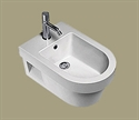 Picture of ZERO Zero 55 wall hung bidet 1 taphole only