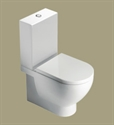 Picture of C C close coupled WC pan, cistern