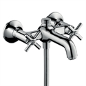 Picture of 2 handle bath mixer for exposed fitting