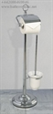 Picture of CLASSIC ACCESSORIES Paper Roll Holder-Toilet Brush Set