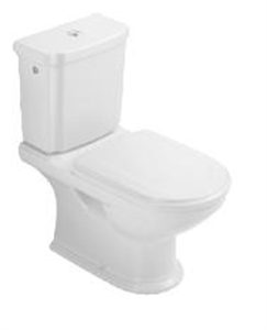 Picture of Villeroy and Boch Hommage WC seat and cover