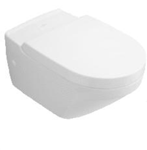 Picture of Villeroy and Boch Lifetime WC seat and cover
