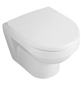 Picture of Villeroy and Boch Omnia architectura WC seat and cover compact