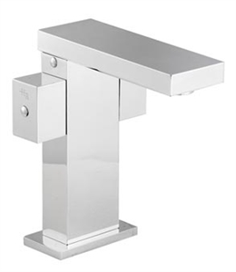 Picture of CARMEN Mono Basin Mixer 1 and sprung plug basin waste