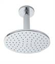 Picture of SHOWER HEADS Oval Sheer Fixed Head with ceiling mounting arm