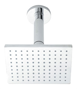 Picture of SHOWER HEADS Square Sheer Fixed Head with ceiling mounting arm