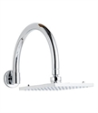 Picture of SHOWER HEADS Curved Sheer Fixed Head
