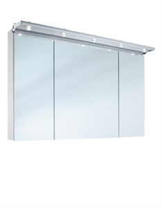 Picture of PRIDELINE HAL  3 door mirror cabinet