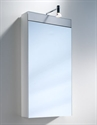 Picture of QUADRALINE HAL  1 door mirror cabinet