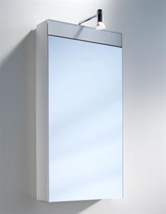 Picture of QUADRALINE HAL  1 door mirror cabinet