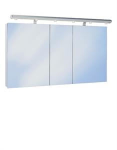 Picture of HIPLINE HAL  3 door mirror cabinet