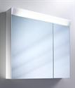 Picture of WANGALINE FL asymmetric  2 door mirror cabinet