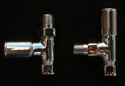 Picture of VALVES Modern style mixed set radiator valve
