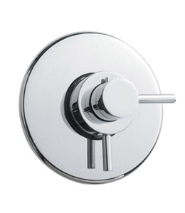 Picture of MODULA Dual Concealed Thermostatic Shower Valve