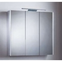 Picture of Absolute triple mirror glass door cabinet Roper Rhodes