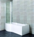 Picture of P shape Space saver bath 1700mm
