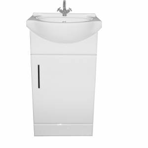 Picture of Vanity unit & basin 450mm