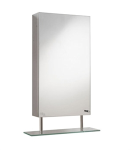 Picture of CABINETS AND MIRRORS Baltimore Single Mirror Cabinet