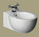 Picture of ZERO PLUS Zero Plus wall hung bidet