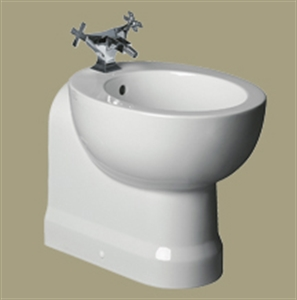Picture of ROMA Roma 56 back to wall bidet
