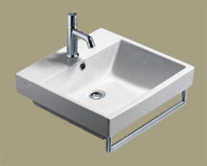 Picture of ZERO Zero 50 square basin