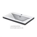Picture of White ceramic 700 mm basin Roper Rhodes