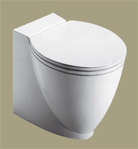 Picture of ZERO PLUS Zero Plus 58 back to wall WC