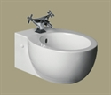 Picture of ROMA Roma 58 wall hung bidet