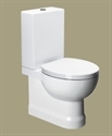 Picture of ROMA Roma close coupled WC pan & cistern