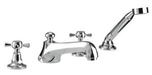 Picture of Imperial Cou 4 Hole Bath Filler And Handset Kit