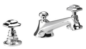 Picture of Imperial Niveau 3 Hole Basin Mixer Kit