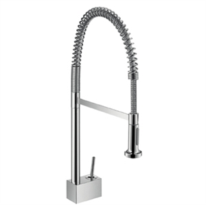 Picture of Semi pro single lever kitchen mixer