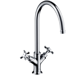 Picture of 2 handle kitchen mixer