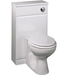 Picture of 500mm back to wall WC base unit