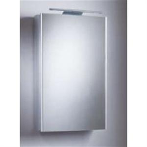 Picture of Equinox single mirror glass door cabinet Roper Rhodes