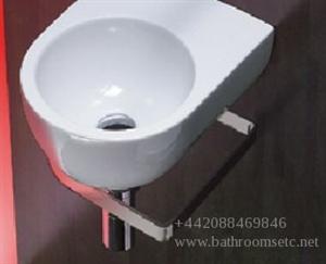 Picture of C1 Reversible Towel rail chrome