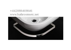 Picture of C1 Towel rail chrome