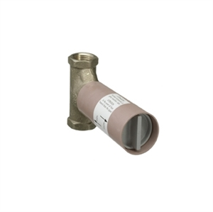 """Picture of Concealed shut off valve with spindle 3/4"""""""