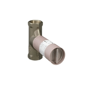 Picture of Concealed shut-off valve with spindle 1/2