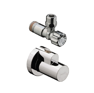 Picture of Angle valve with cover