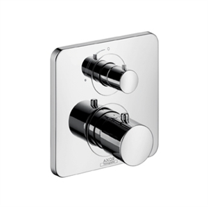 Picture of Thermostatic mixer for concealed installation with shut off valve