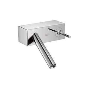 Picture of Single lever basin mixer wallmounted
