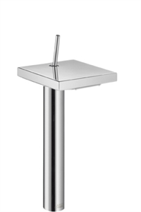 Picture of Single lever highriser basin mixer 300mm without waste set