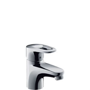 Picture of Single lever basin mixer for small basins with waste set 10mm