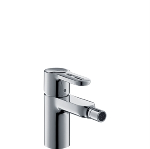 Picture of Single lever bidet mixer with 10mm connections