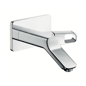 Picture of Single lever basin mixer wall mounted