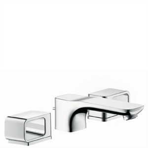 Picture of 3 hole basin mixer without plate