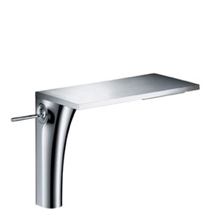 Picture of Single lever highriser basin mixer for wash bowls